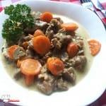 Blanquette de veau de Mimi Cuisine Recette Cookeo