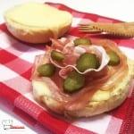 sandwich lendemain de raclette