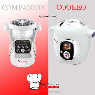 Companion Ou Cookeo Lequel Choisir ?