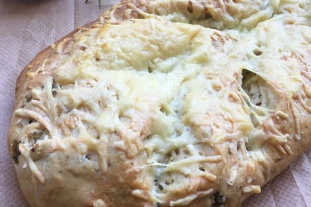 Fougasse Olives Fromage Romarin Recette Companion