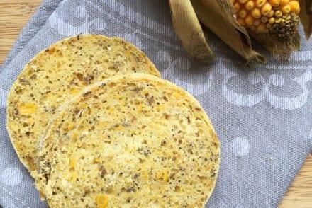 Pains de maïs et aux Maïs Géant Vert
