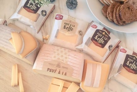 Pavé à la Leffe Premier fromage à la bière