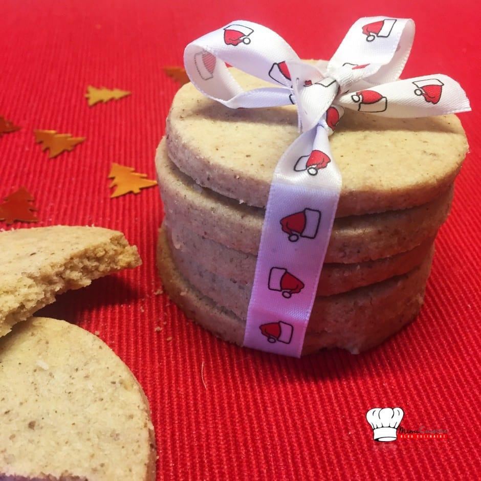 Shortbread aux noix de Pecan Recette Companion