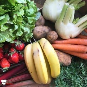Potager City Livraison de Paniers Fruits & Légumes