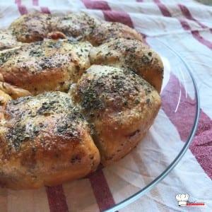Pizza Balls - Des Boules de Pizza à Partager