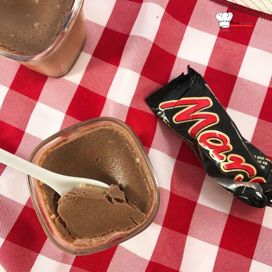 Crèmes desserts au Mars Recette MutliDélices