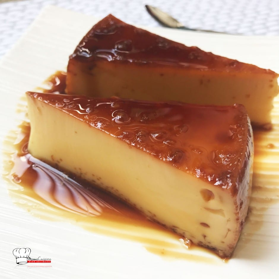 Flan Vanille Caramel Recette Cookeo