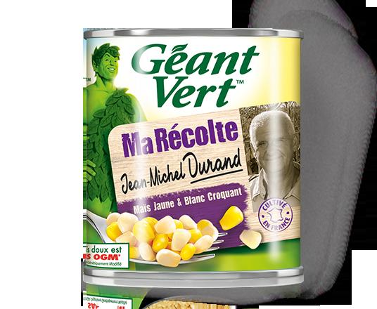 40 ans Géant Vert Le Maïs Landais