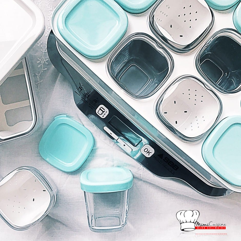 yaourti re multid lices seb test avis et impressions. Black Bedroom Furniture Sets. Home Design Ideas