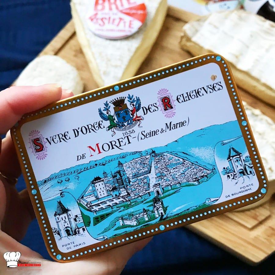 J'aime les fromages de Brie mais pas que !