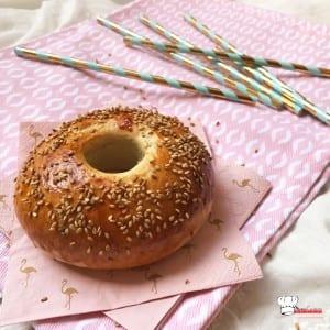 Bagels Recette de Pains Bagels avec ou sans Companion