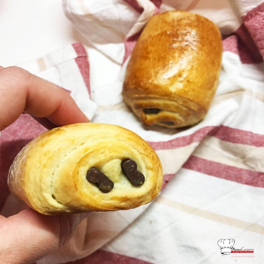 Pains au Chocolat Briochés Recette Companion