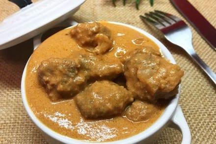 Boulettes de boeuf au beurre de cacahuète Recette Cookeo