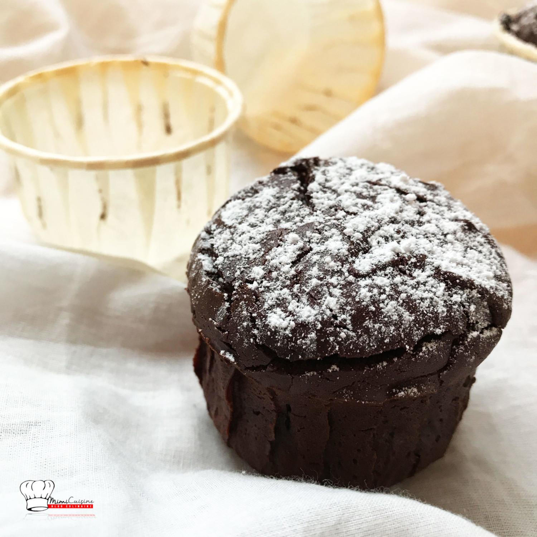 Moelleux au chocolat noir mimi cuisine - Decoration moelleux au chocolat ...