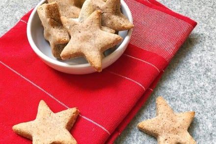 Étoile de Noel à la cannelle Recette Companion