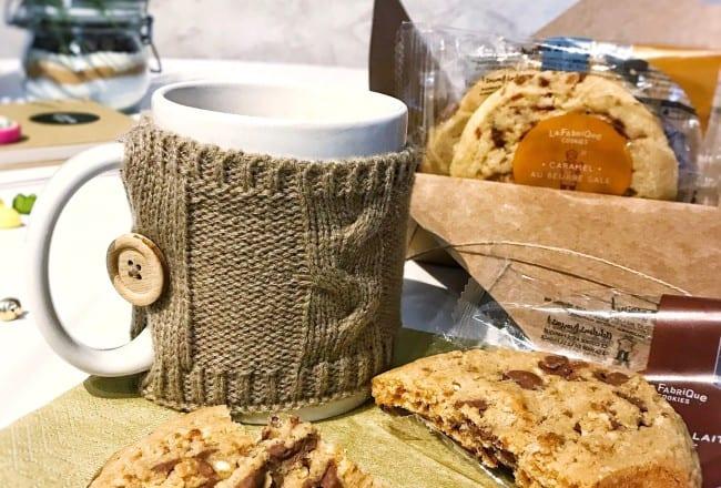 La fabrique Cookies - Cookies moelleux faits main