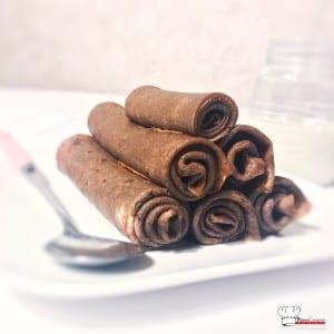 Crêpes Lait d'Amande et Cacao Recette Companion