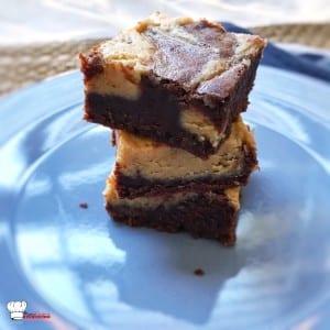 Brownie Chocolat et Beurre de Cacahuète Recette Companion