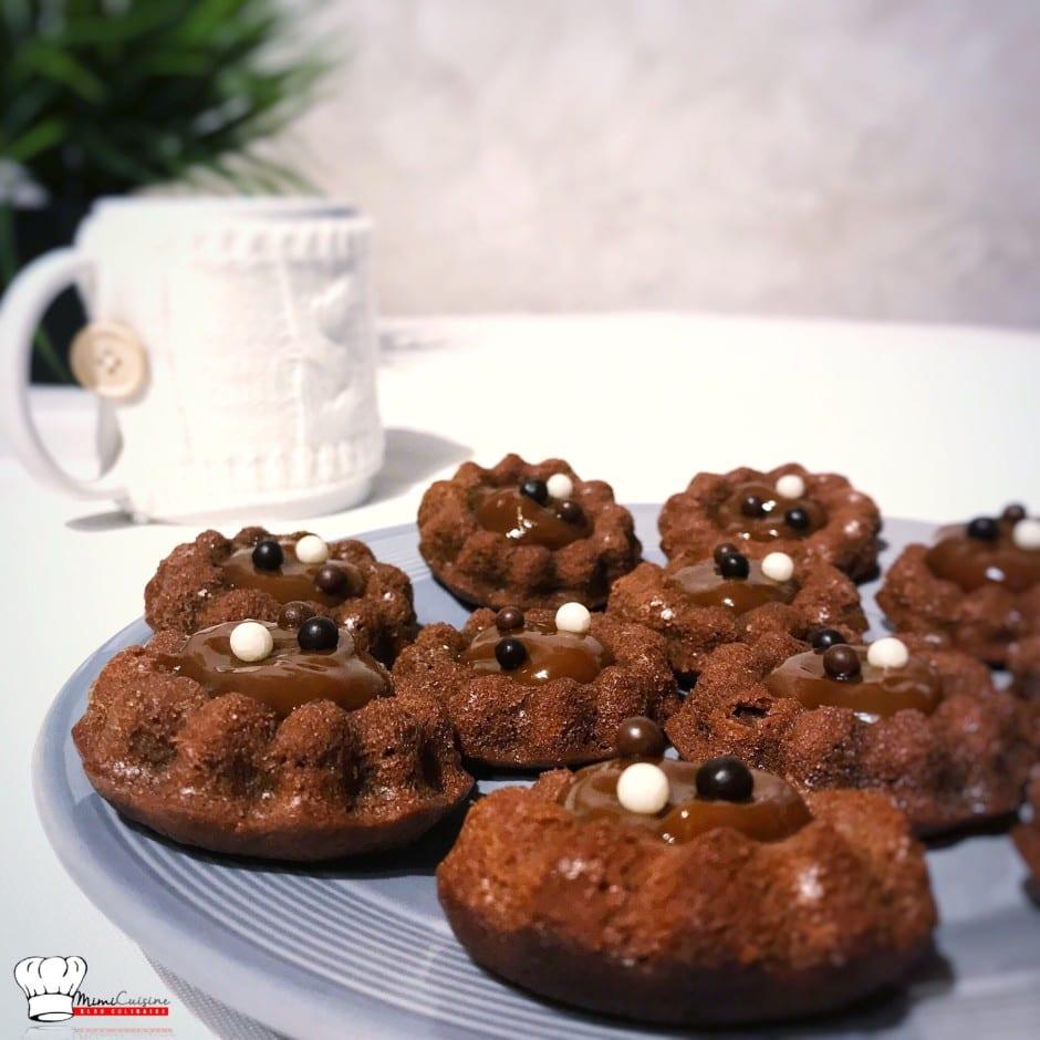 Fondants Chocolat au Lait et Caramel Recette Companion