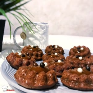 Fondants Chocolat Caramel Recette Companion