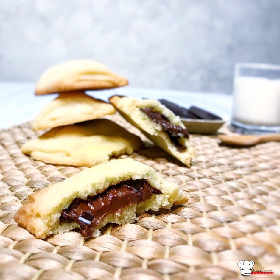 Biscuits Fourres Chocolat Facon Kango De Lu Recette Companion Mimi