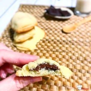 Biscuits fourrés chocolat façon Kango de Lu Recette Companion