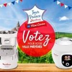 Tour de France Moulinex – Votez pour votre ville