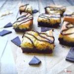 Brownie Duo Choco Noir et Blanc Recette Companion