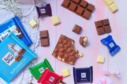 Ritter Sport s'agrandit en France avec sa Tablette de Chocolat Carré