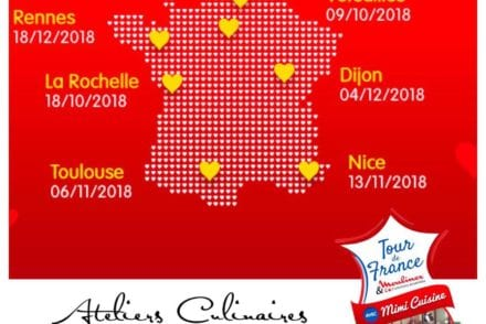 Concept 2018 du Tour de France Moulinex, Marine Rolland, Mimi Cuisine, Miam Agency, Blogueuse culinaire, Blogueuse cuisine, Blogueuse Cookeo, Blogueuse Companion, Blogueuse Multidélices, Blogueuse Thermomix, Blog cuisine, Blog culinaire, Blog cuisine facile, Blog recettes, Blog cuisine traditionnelle, Blog cuisine connectée, Recettes sucrées, Recettes salées, Recette sucrée, Recette salée, Recette facile, Recettes faciles, Recette sans appareil, Recettes sans appareil, Recettes avec multicuiseur, Recette avec multicuiseur, Recettes avec robot cuiseur, Recette avec robot cuiseur, Livre Cookeo, Livre Recettes Cookeo, Cookeo blog, Blog Cookeo, Recettes Cookeo, Recette Cookeo, Recettes maison Cookeo, Recette maison Cookeo, Recette Cookeo sucrée, Recette Cookeo salée, Recettes Cookeo sucrées, Recettes Cookeo salées, Recette salée Cookeo, Recette sucrée Cookeo, Recettes salées Cookeo, Recettes sucrées Cookeo, Meilleure Recette Cookeo, Recette facile Cookeo, Recettes faciles Cookeo, Recette plat Cookeo, Recettes plats Cookeo, Recette Cookeo plat, Recette entrée Cookeo, Recettes entrées Cookeo, Recette Cookeo entrée, Recette dessert Cookeo, Recettes desserts Cookeo, Recette Cookeo dessert, Moulinex blog, Blog Moulinex, Recettes Moulinex, Recette Moulinex, Recettes maison Moulinex, Recette maison Moulinex, Companion blog, Blog Companion, Recettes Companion, Recette Companion, Recettes maison Companion, Recette maison Companion, Recette Companion sucrée, Recettes Companion sucrées, Recette Companion salée, Recettes Companion salées, Recette salée Companion, Recettes salées Companion, Meilleure Recette Companion, Recette facile Companion, Recettes faciles Companion, Recette plat Companion, Recettes plats Companion, Recette Companion plat, Recette entrée Companion, Recettes entrées Companion, Recette Companion entrée, Recette dessert Companion, Recettes desserts Companion, Recette Companion dessert, Thermomix blog, Blog Thermomix, Recettes Thermomix, Recette Thermomix, Recettes