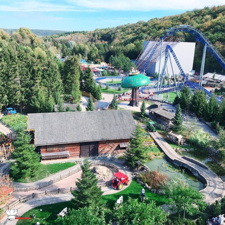 Nigloland Parc d'attractions familial