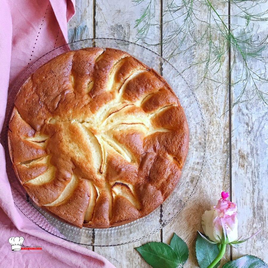 Gâteau Pommes Mascarpone Recette Companion