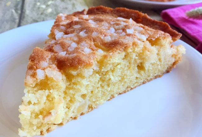 Gâteau Madeleine aux Pommes Recette Companion