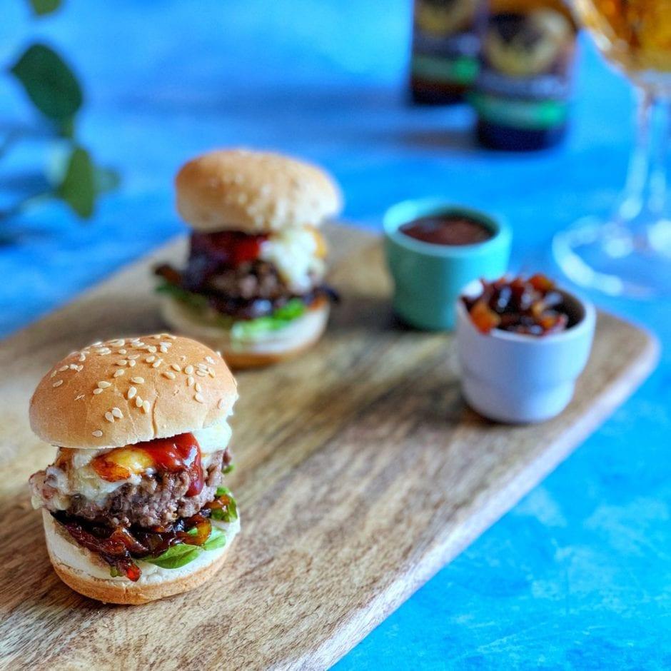 Mini Cookeo: Mini Burgers Tomme De Brebis Et Confit D'Oignon