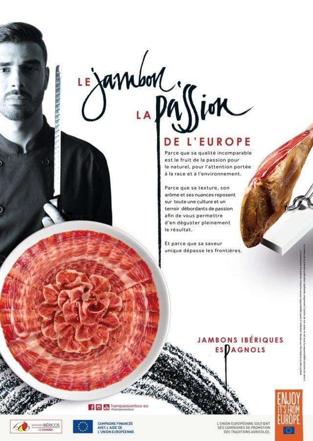 Connaissez-vous le Jambon Ibérique d'Espagne ?
