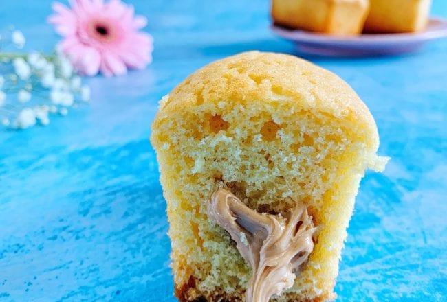 Cake noisette pâte à tartiner