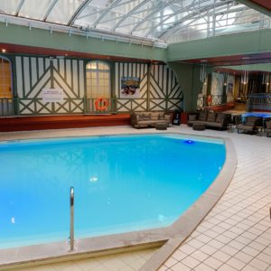Piscine Le Normandy Hotel Barrière