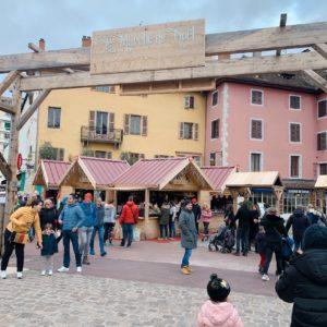 5 jours à Annecy en famille