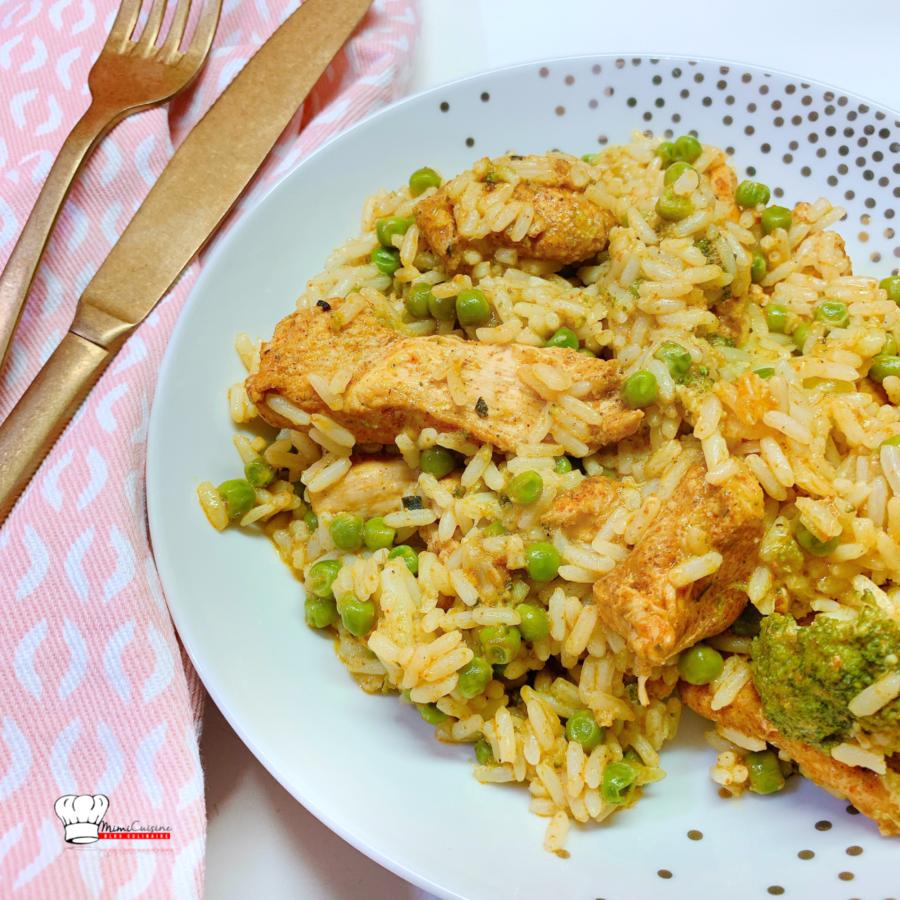 Aiguillettes de poulet au paprika Recette Cookeo