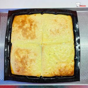Croque Cake Jambon Cheddar Moule Tablette Demarle