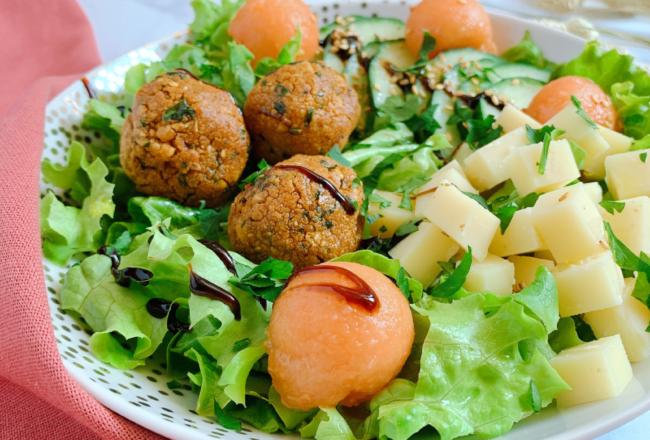 Recette Falafels Libanais aux pois chiches