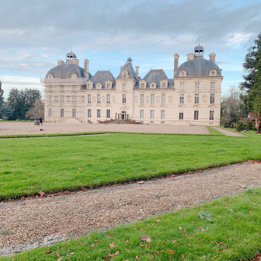 Château de Cheverny Exposition de Tintin et Milou