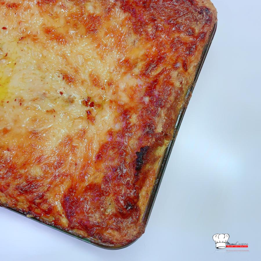 Lasagnes à la bolognaise recette maison
