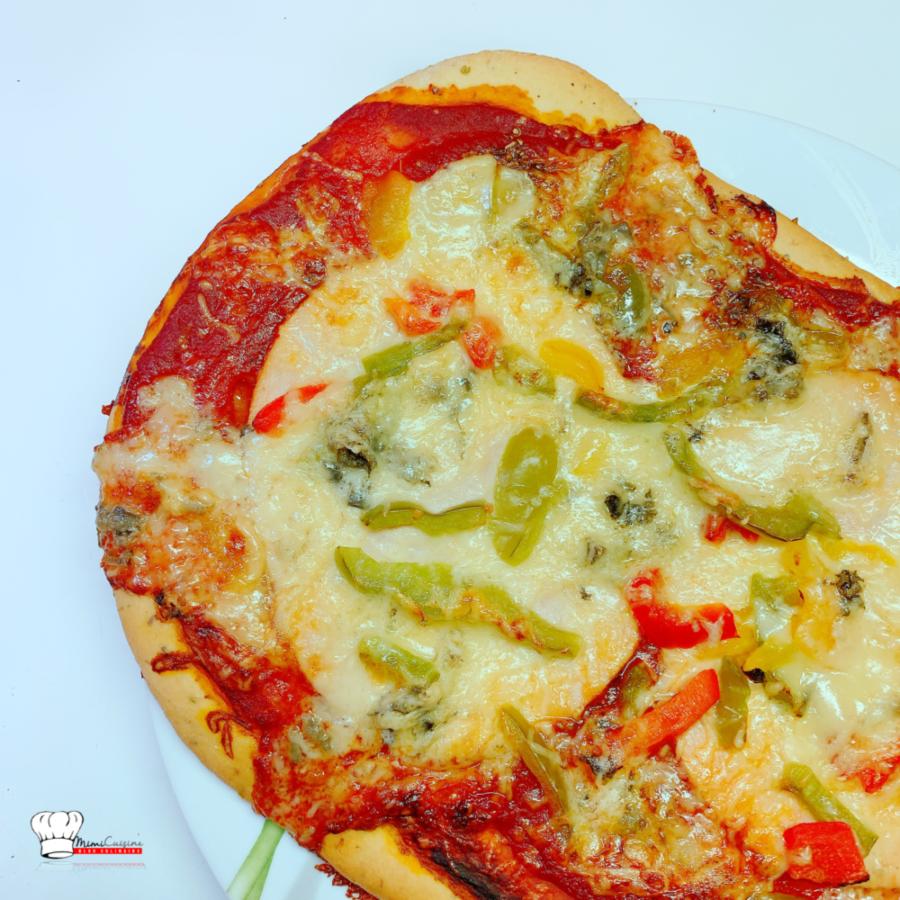 Pâte à pizza Maison à l'origan Recette Companion