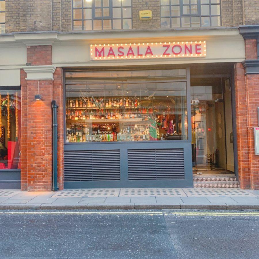 Masala Zone Londres