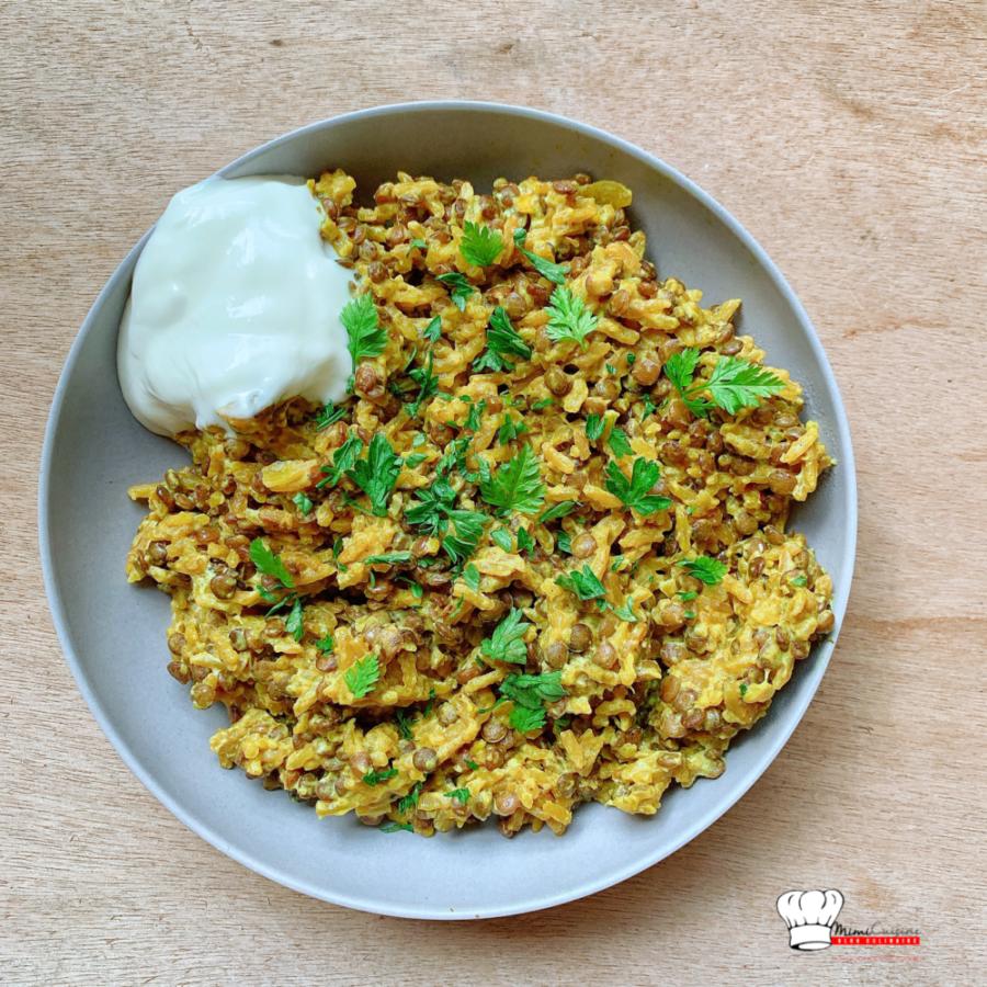 Riz Libanais Recette Cookeo