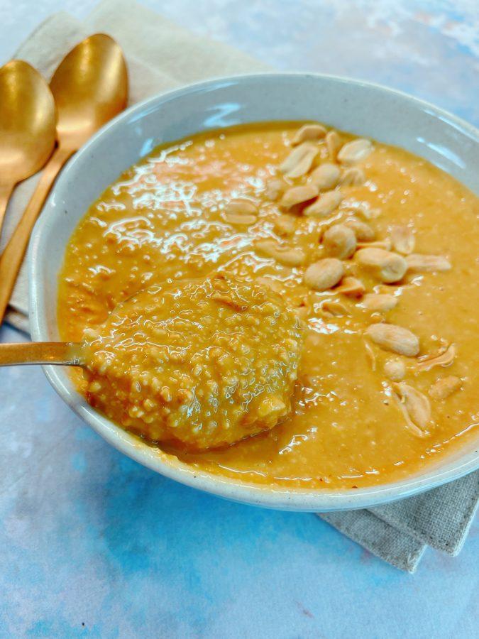 Beurre de cacahuète Maison Recette Companion