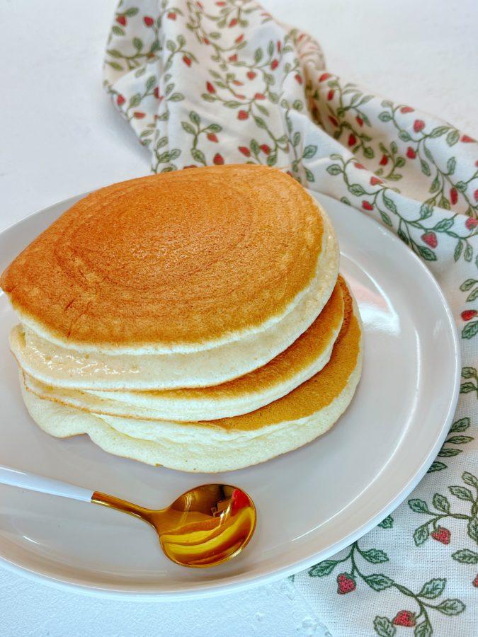 Pancakes Soufflés Recette Companion